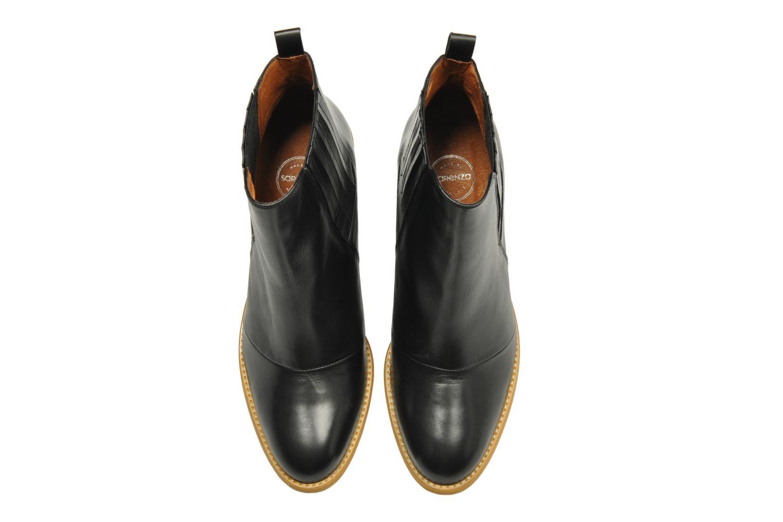 Stiefeletten & Boots Made by SARENZA Toundra Girl Bottines à Talons #1 schwarz schuhe getragen