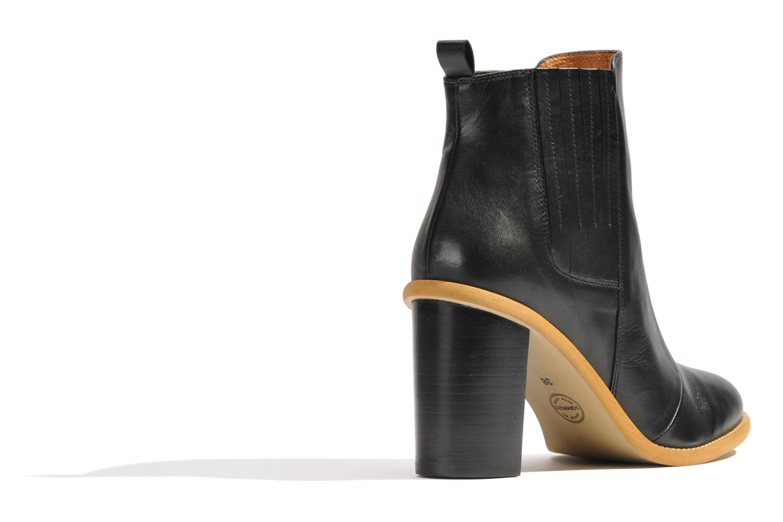 Stiefeletten & Boots Made by SARENZA Toundra Girl Bottines à Talons #1 schwarz ansicht von vorne