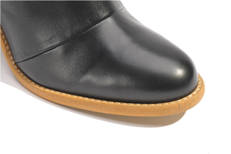 Stiefeletten & Boots Made by SARENZA Toundra Girl Bottines à Talons #1 schwarz ansicht von oben