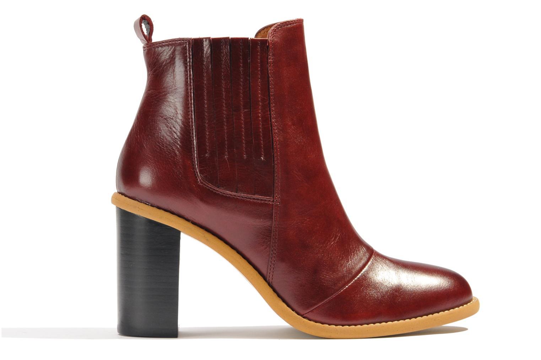Stiefeletten & Boots Made by SARENZA Toundra Girl Bottines à Talons #1 weinrot detaillierte ansicht/modell