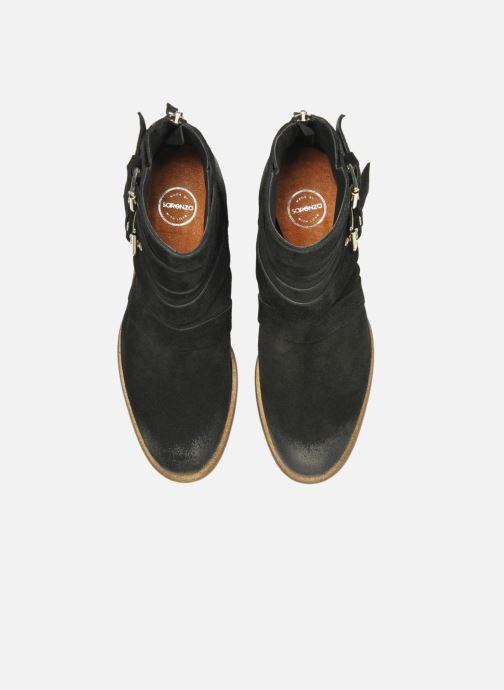 Boots en enkellaarsjes Made by SARENZA Buttes-Chaumont #7 Zwart model
