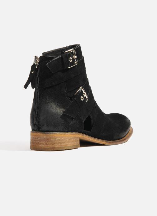Boots en enkellaarsjes Made by SARENZA Buttes-Chaumont #7 Zwart voorkant