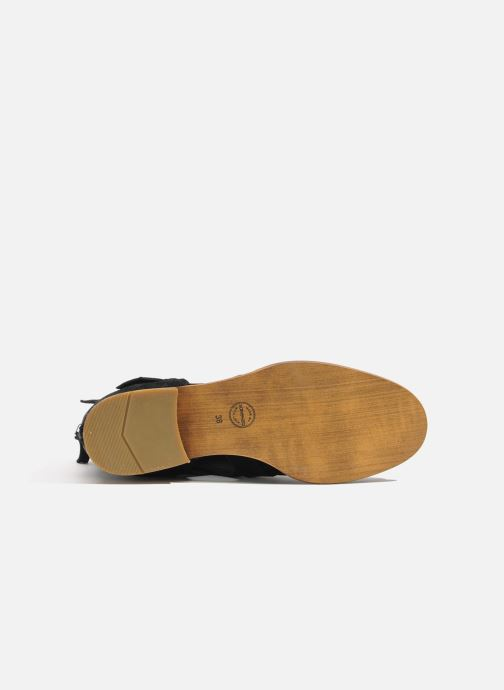 Boots en enkellaarsjes Made by SARENZA Buttes-Chaumont #7 Zwart links