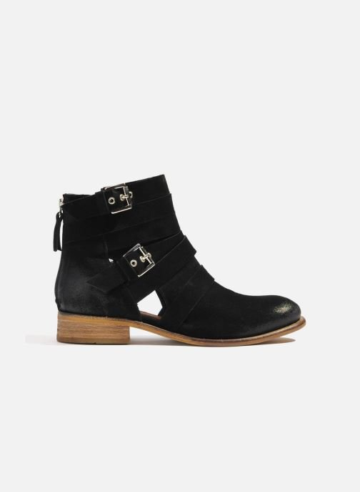 Ankle boots Made by SARENZA Buttes-Chaumont #7 Black detailed view/ Pair view