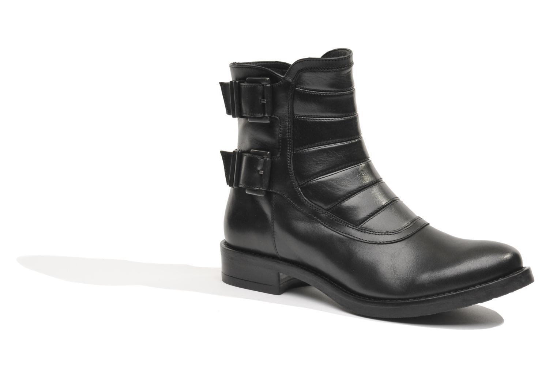 Boots en enkellaarsjes Made by SARENZA Bataclan #20 Zwart voorkant