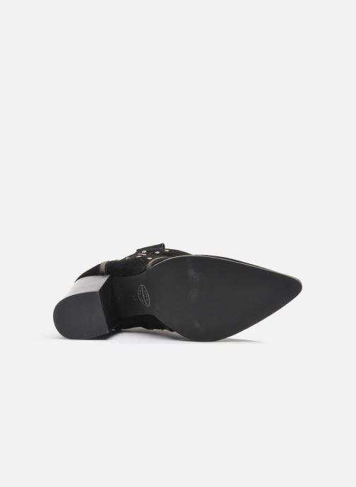 Bottines et boots Made by SARENZA Buttes-Chaumont #1 Noir vue face