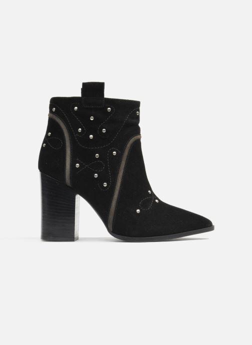 Bottines et boots Made by SARENZA Buttes-Chaumont #1 Noir vue détail/paire