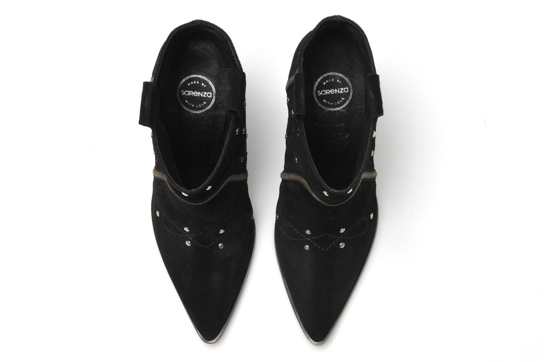 Boots en enkellaarsjes Made by SARENZA Buttes-Chaumont #1 Zwart boven