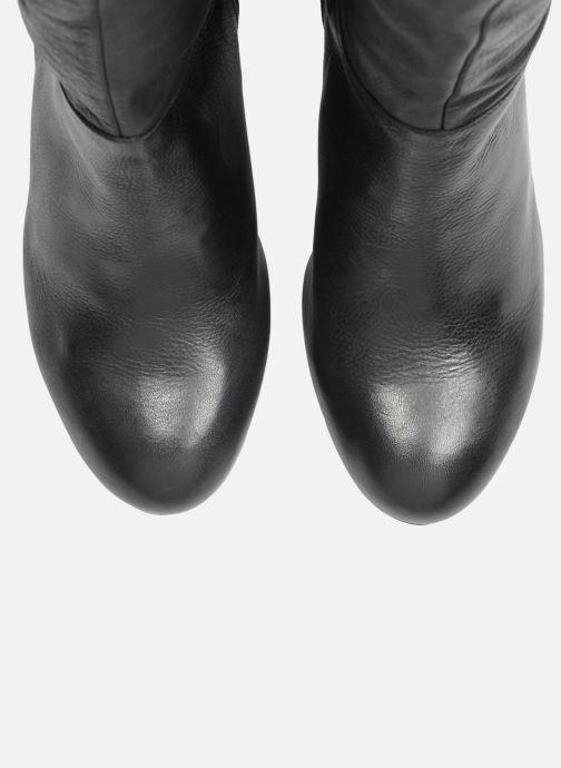 Stivali Made by SARENZA Boots Camp #13 Nero modello indossato