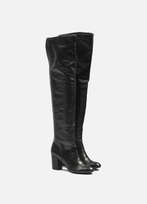Stivali Made by SARENZA Boots Camp #13 Nero immagine posteriore