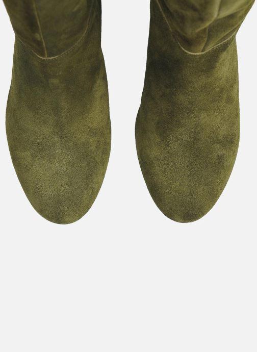 Bottes Made by SARENZA Boots Camp #13 Vert vue portées chaussures