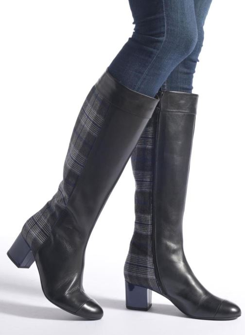 Boots & wellies Made by SARENZA Boots Camp #4 Black view from underneath / model view