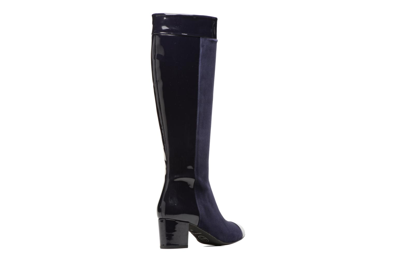 Boots & wellies Made by SARENZA Boots Camp #4 Blue front view