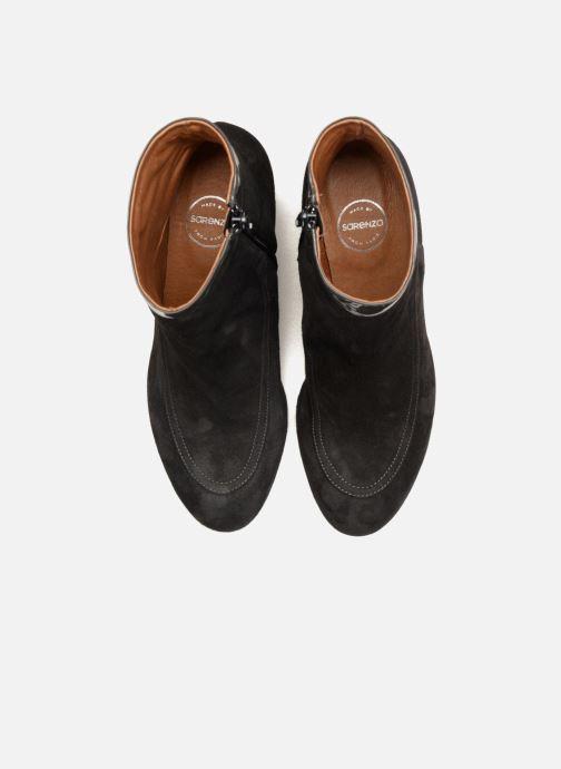 Stiefeletten & Boots Made by SARENZA Queens Cross #17 grau schuhe getragen