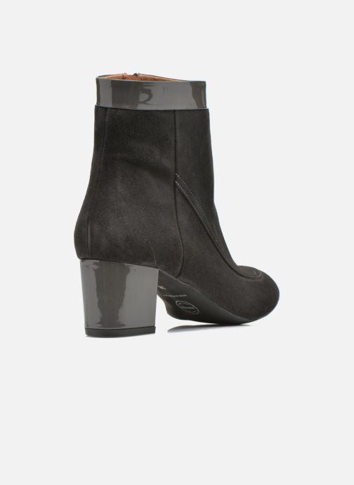 Boots en enkellaarsjes Made by SARENZA Queens Cross #17 Grijs voorkant