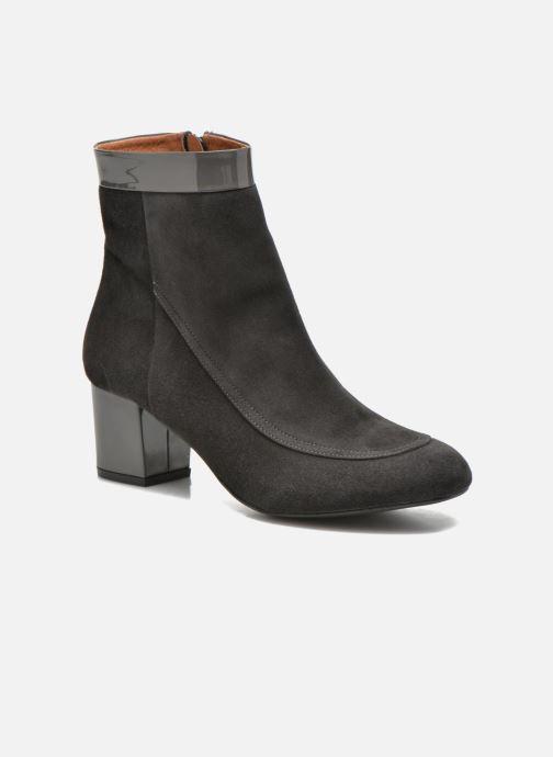 Stiefeletten & Boots Made by SARENZA Queens Cross #17 grau ansicht von rechts