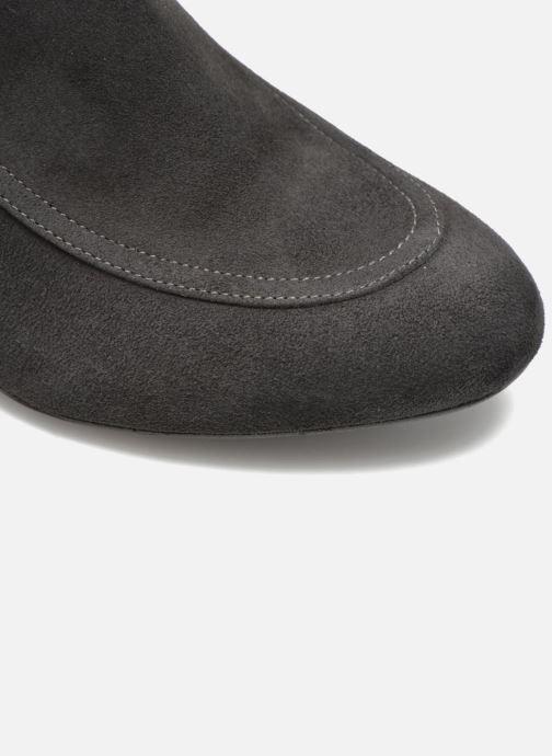Stiefeletten & Boots Made by SARENZA Queens Cross #17 grau ansicht von links
