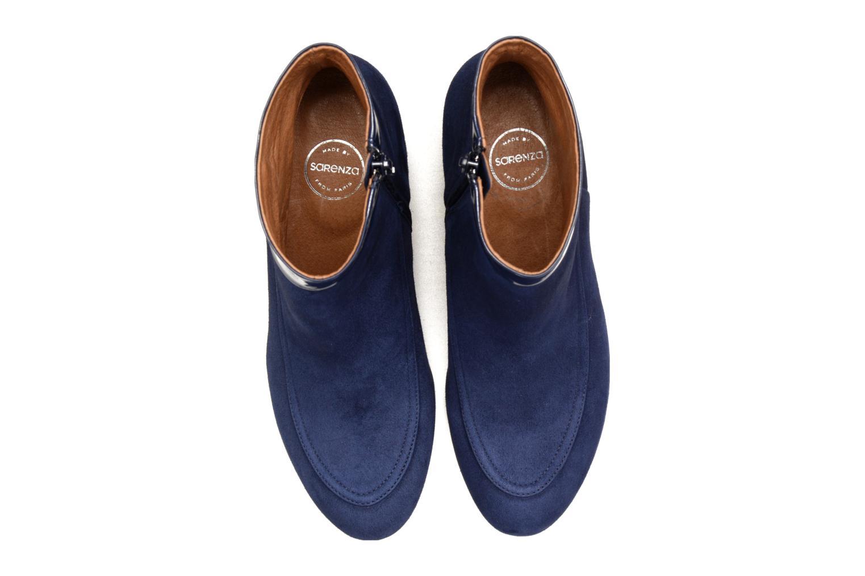 Bottines et boots Made by SARENZA Queens Cross #17 Bleu vue portées chaussures