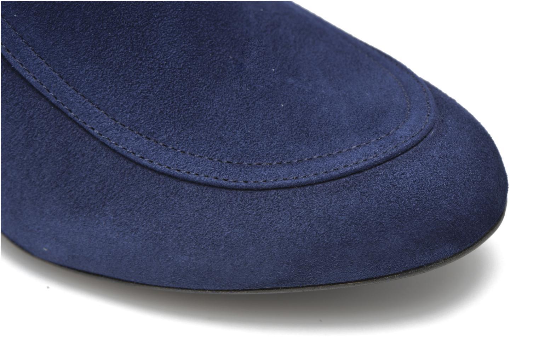 Bottines et boots Made by SARENZA Queens Cross #17 Bleu vue gauche