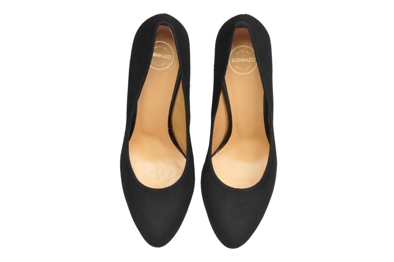 Escarpins Made by SARENZA Glaçons citrons #18 Noir vue portées chaussures