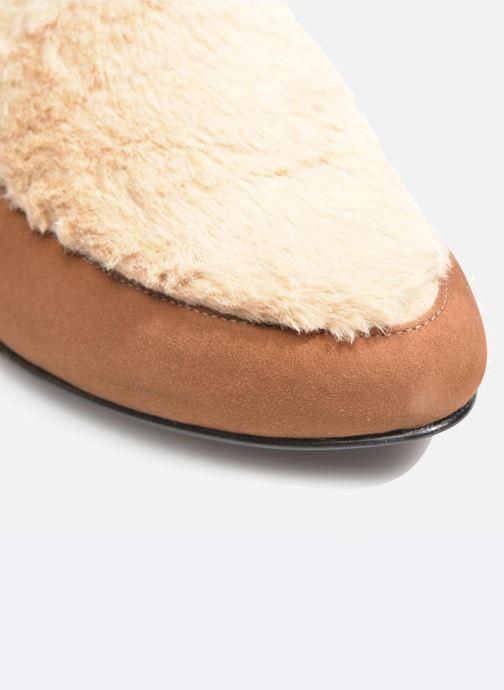 Mocassins Made by SARENZA Café With Colette #1 Marron vue haut