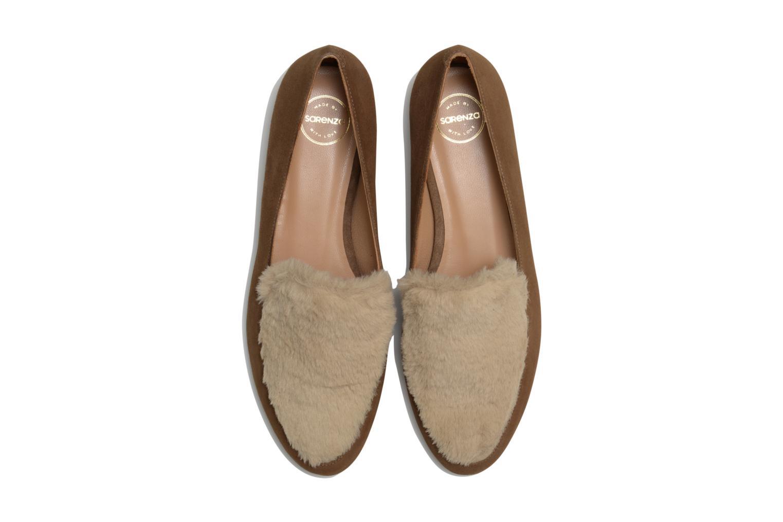 Mocassins Made by SARENZA Café With Colette #1 Marron vue portées chaussures