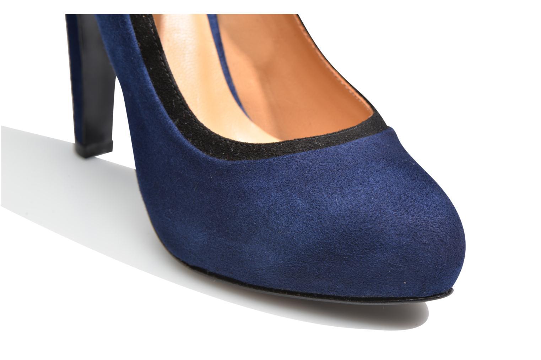 Escarpins Made by SARENZA Flore Thirties #13 Bleu vue haut