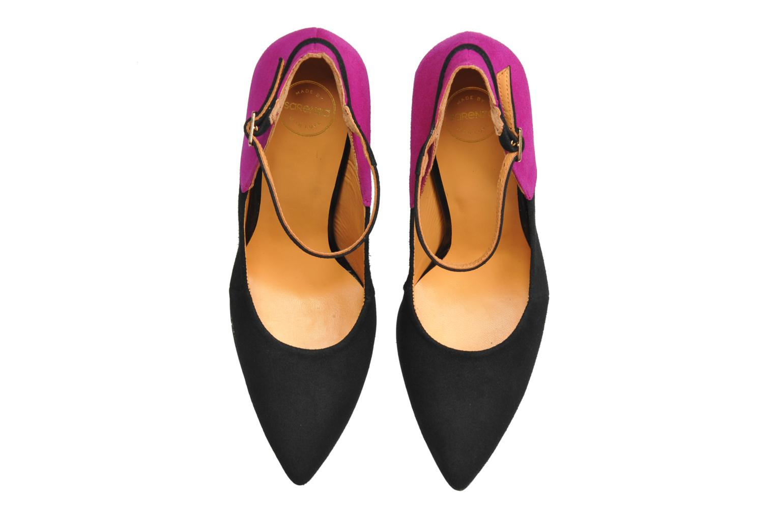 Pumps Made by SARENZA Monceau #15 Paars model