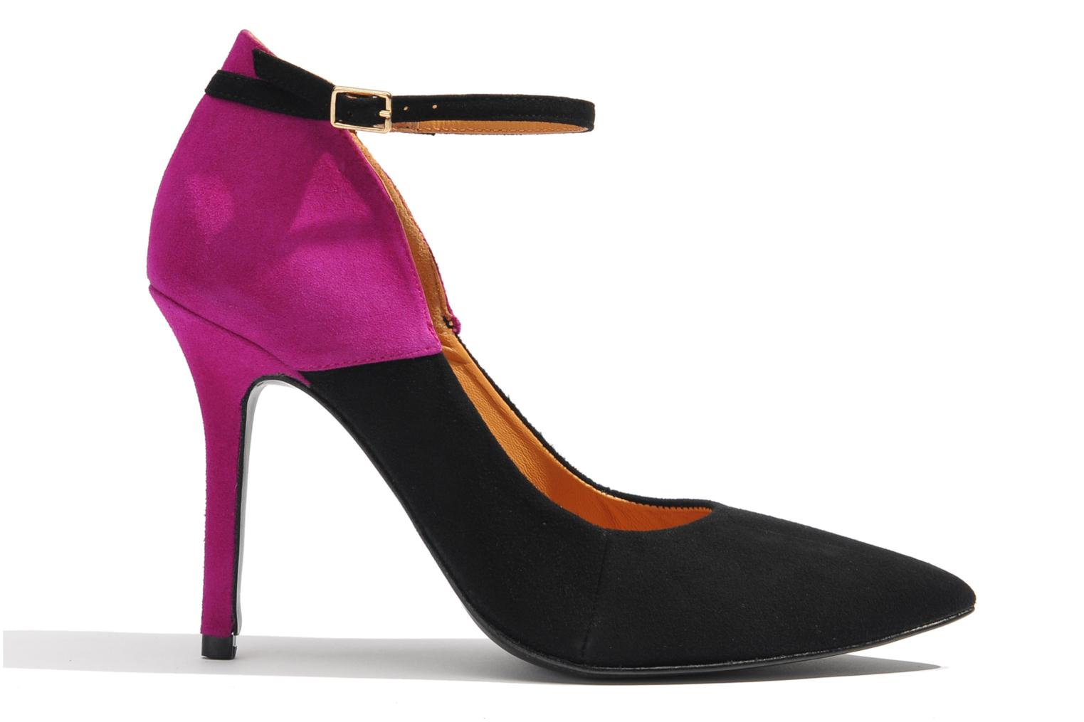 Pumps Made by SARENZA Monceau #15 Paars detail