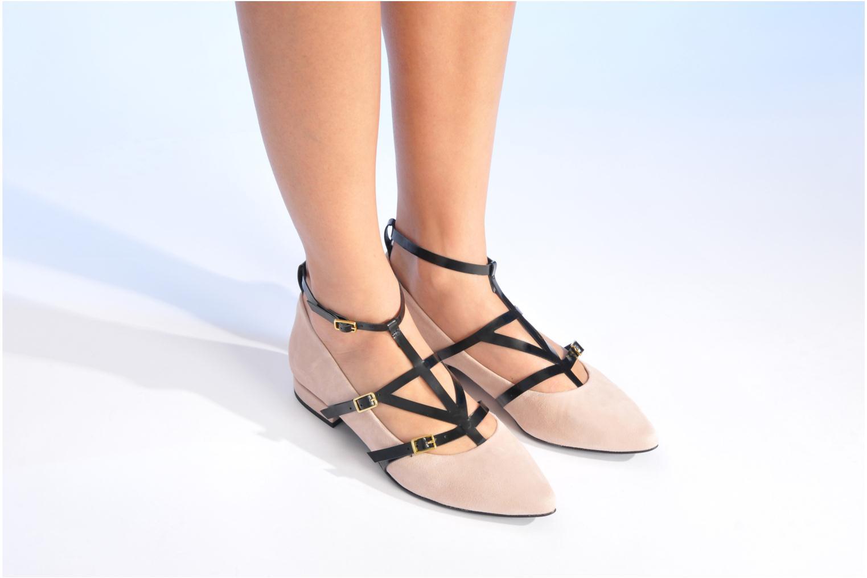 Ballerina's Made by SARENZA Bataclan #1 Roze onder
