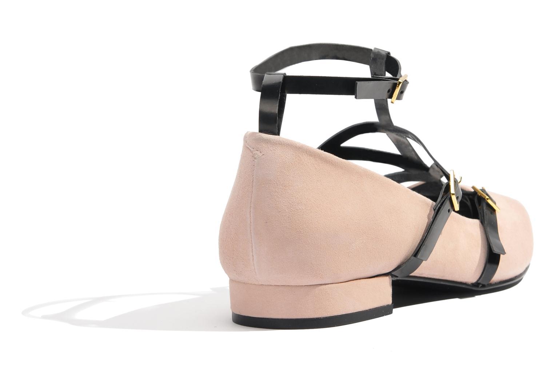 Ballerina's Made by SARENZA Bataclan #1 Roze voorkant