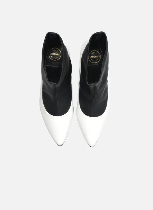 Bottines et boots Made by SARENZA Bataclan #6 Blanc vue portées chaussures