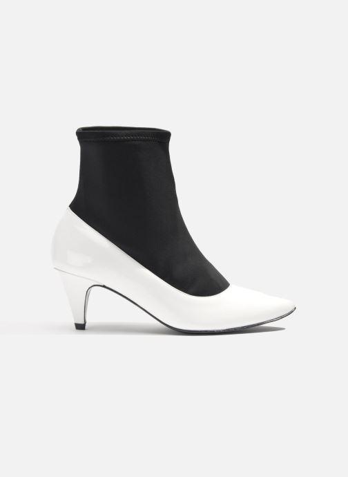 Bottines et boots Made by SARENZA Bataclan #6 Blanc vue détail/paire