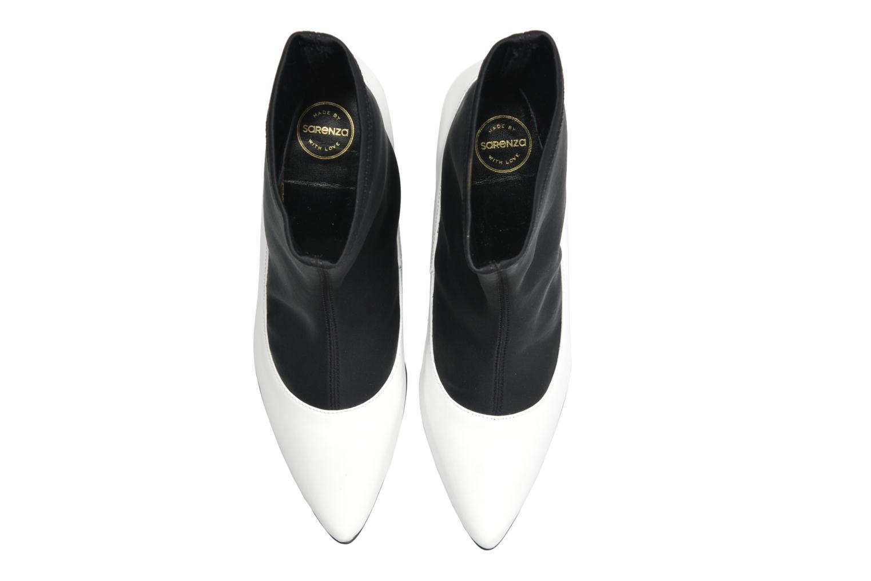 Boots en enkellaarsjes Made by SARENZA Bataclan #6 Wit model
