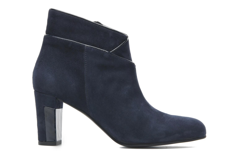 Bottines et boots Perlato Piwi Bleu vue derrière