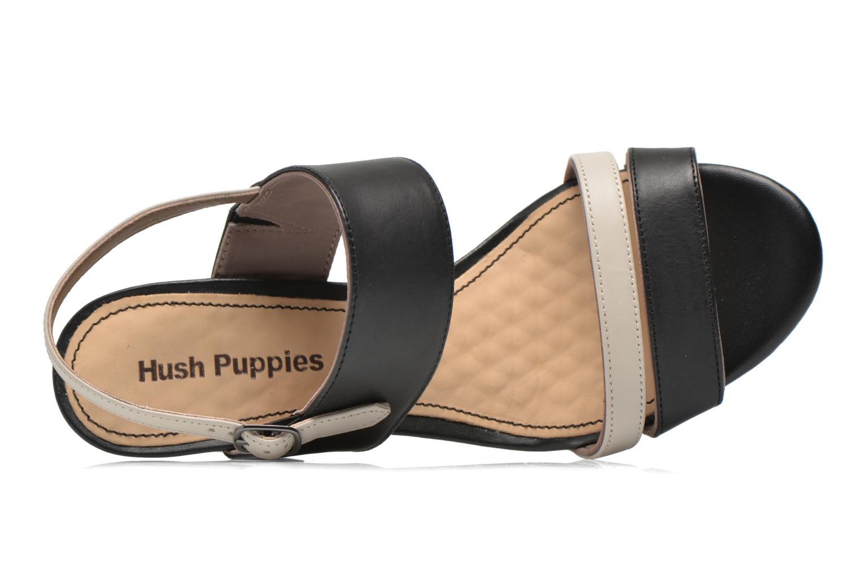 Sandales et nu-pieds Hush Puppies Molly Malia Noir vue gauche