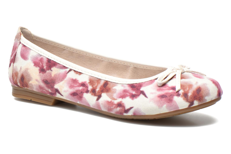 Ballerines Jana shoes Lila Rose vue détail/paire