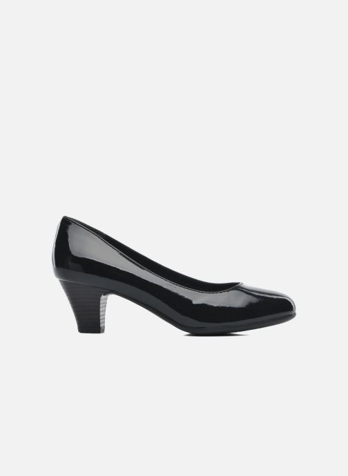 Pumps Jana shoes Anis schwarz ansicht von hinten