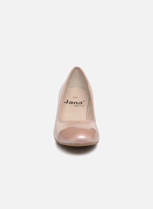 Escarpins Jana shoes Anis Rose vue portées chaussures