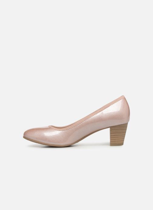 Pumps Jana shoes Anis Roze voorkant