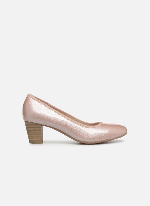 Escarpins Jana shoes Anis Rose vue derrière