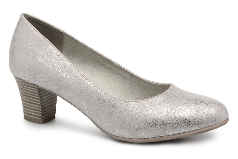 Pumps Jana shoes Anis silber detaillierte ansicht/modell