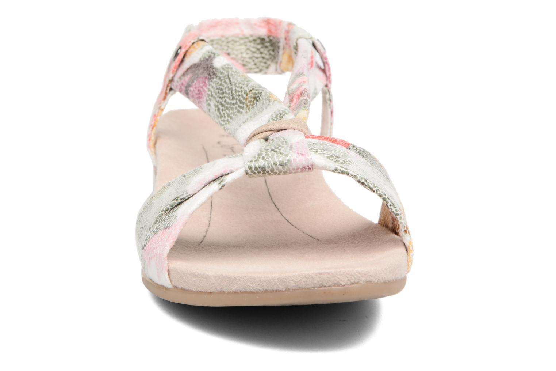 Sandales et nu-pieds Jana shoes Jana Multicolore vue portées chaussures