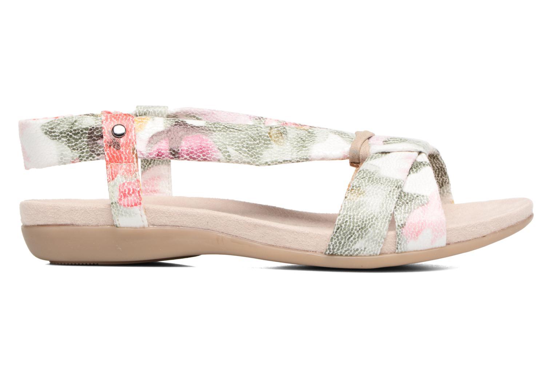 Sandales et nu-pieds Jana shoes Jana Multicolore vue derrière