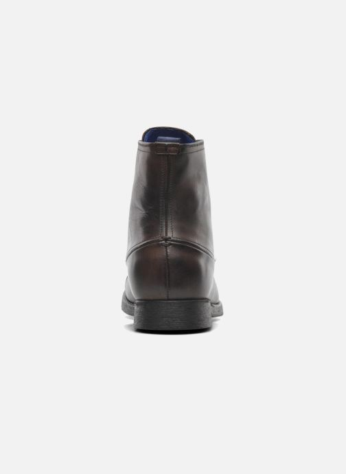 Stiefeletten & Boots Azzaro virtuose braun ansicht von rechts