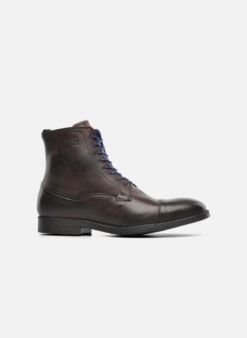 Bottines et boots Azzaro virtuose Marron vue derrière