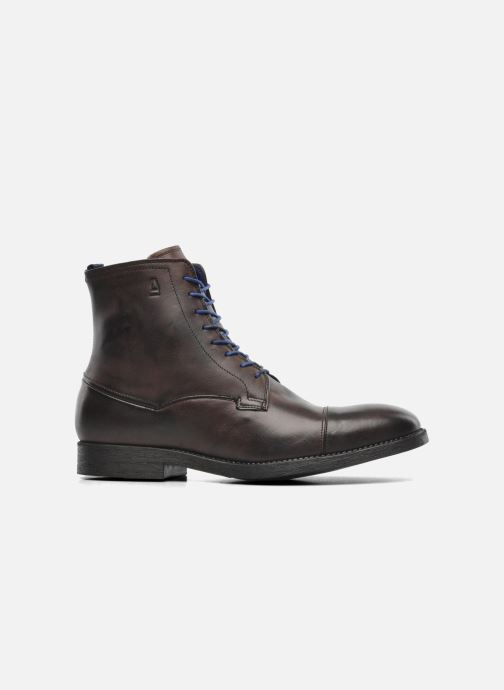 Boots en enkellaarsjes Azzaro virtuose Bruin achterkant