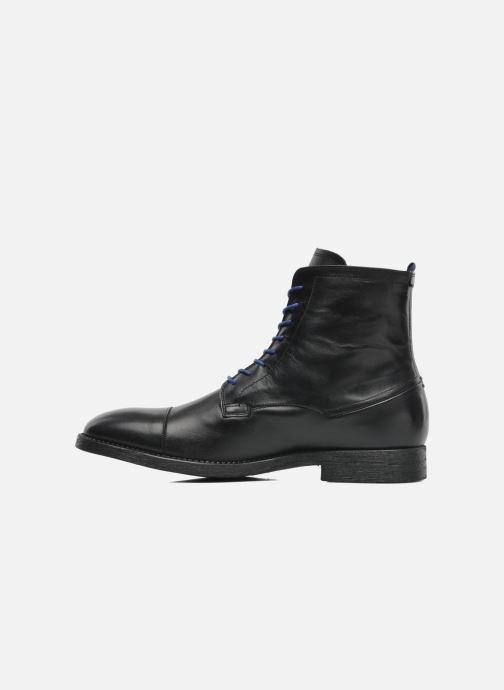 Boots en enkellaarsjes Azzaro virtuose Zwart voorkant