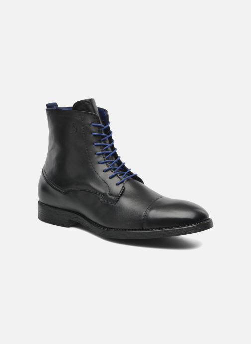 Bottines et boots Azzaro virtuose Noir vue détail/paire