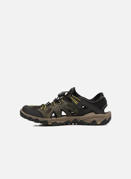 Chaussures de sport Merrell Allout Blaze Sieve Noir vue face